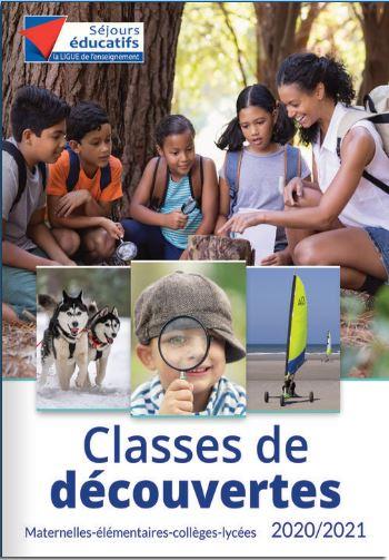 Classes de découvertes 2020-2021
