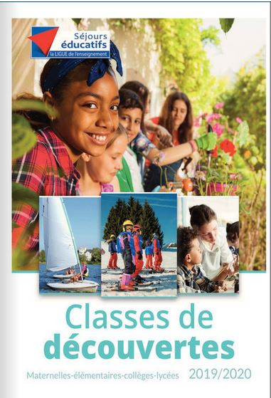 Classes de découvertes 2019-2020