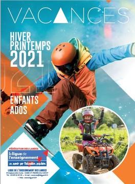 Catalogue Hiver-Printemps 2021